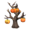 Spooky Tree (Orange) NH Icon.png