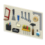 Wall-Mounted Tool Board