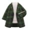 Checkered Chesterfield Coat (Green) NH Icon.png