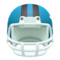 Football Helmet (Turquoise) NH Icon.png