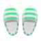 House Slippers (Green) NH Icon.png