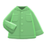 Open-Collar Shirt (Green) NH Icon.png