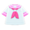 Sailor's Tee (Pink) NH Icon.png