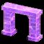 Frozen Arch (Ice Purple)