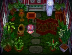 Aziz's house interior