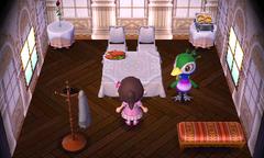 Julia's house interior