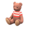 Mama Bear (Caramel Mocha - Red Stripes) NH Icon.png