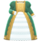 Noble Dress (Green) NH Icon.png
