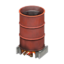 Oil-Barrel Bathtub
