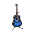 Acoustic Guitar (Blue) NH Icon.png
