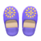 Babouches (Purple) NH Icon.png