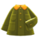 Coverall Coat (Avocado) NH Icon.png