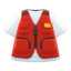 Fishing Vest (Red) NH Icon.png