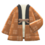 Hanten Jacket (Brown) NH Icon.png