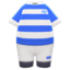 Rugby Uniform (Blue & White) NH Icon.png