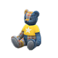 Baby Bear (Tweed - Star) NH Icon.png
