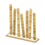 Bamboo Partition (Dried Bamboo)
