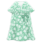 Casual Chic Dress (Green) NH Icon.png