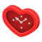 Cute Wall-Mounted Clock (Red) NH Icon.png