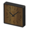 Ironwood Clock (Walnut) NH Icon.png