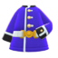 Military Uniform (Blue) NH Icon.png