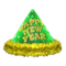 New Year's Hat (Green) NH Icon.png