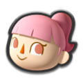 Villager (Girl) MK8D Icon.png