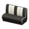 Diner Sofa (Black) NH Icon.png