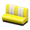 Diner Sofa (Yellow) NH Icon.png