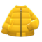 Down Jacket (Yellow) NH Icon.png