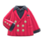 Flashy Jacket (Berry Red) NH Icon.png