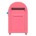 Pink Large Mailbox NH Icon.png