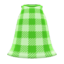 Simple Checkered Dress (Green) NH Icon.png