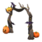 Spooky Arch (Orange) NH Icon.png