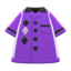 Bowling Shirt (Purple) NH Icon.png