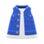 Denim Vest (Blue) NH Icon.png