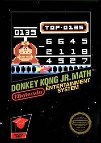 Donkey Kong Jr. Math NES Box Art.jpg