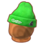 Green Knitted Splat Hat PC Icon.png