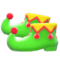 Jester's Shoes (Green) NH Icon.png