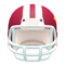 Football Helmet (Berry Red) NH Icon.png