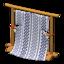 Kimono Stand (Chain Print)