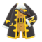 Sea Captain's Coat (Black) NH Icon.png
