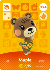 294 Maple amiibo card NA.png