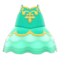Ballet Outfit (Mint) NH Icon.png