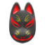 Fox Mask (Black) NH Icon.png