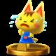 Katie SSB4 Trophy (Wii U).png