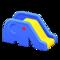 Elephant Slide (Blue) NH Icon.png