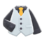 Waistcoat (White) NH Icon.png