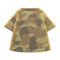 Camo Tee (Brown) NH Icon.png