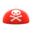 Pirate Bandanna (Red) NH Icon.png